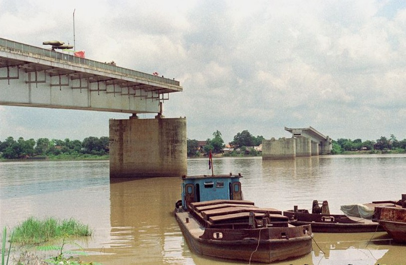 La vraie Marie-Barjo de Broken Bridge