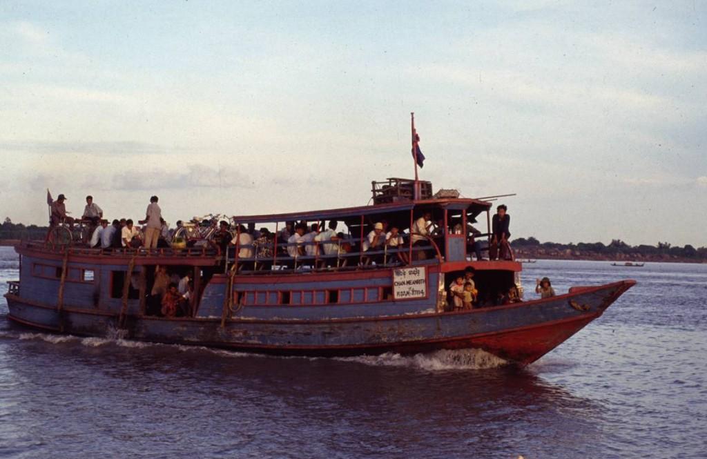 Eaux cambodgiennes